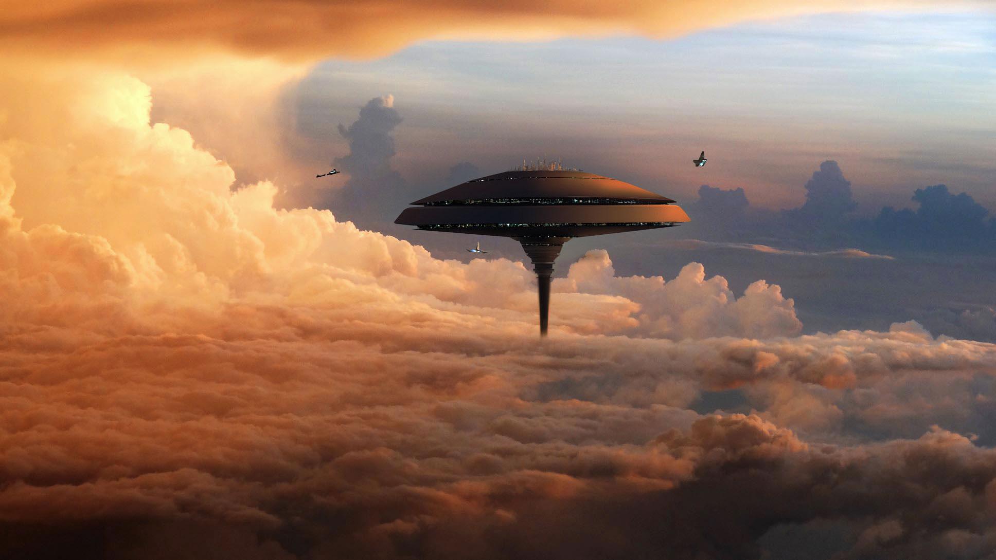 Podniebne miasta na Wenus czy drony na Tytanie. Jakie mamy plany na eksplorację kosmosu?
