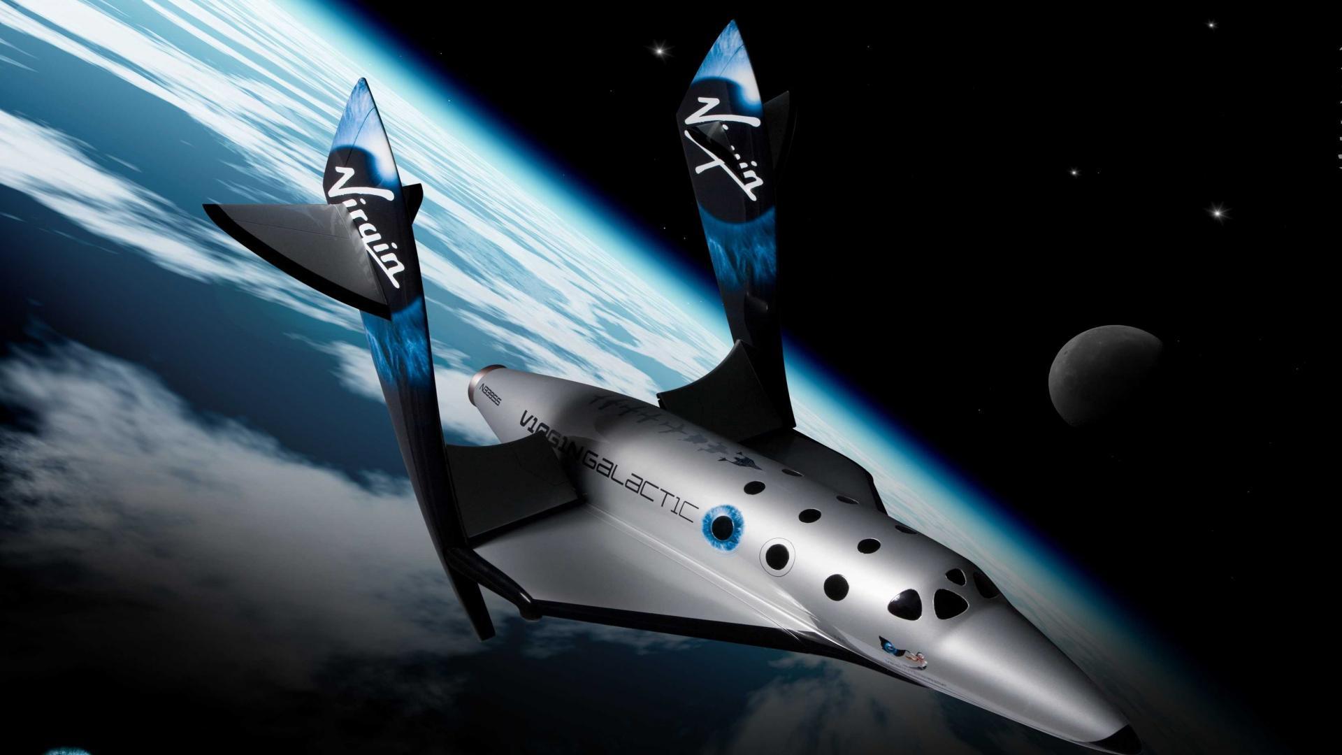 Przekroczyć granicę kosmosu – loty suborbitalne